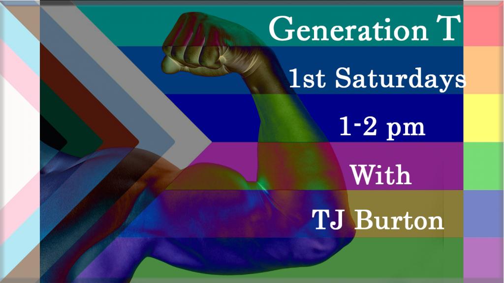 Generation T Banner