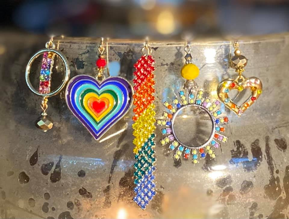 Rainbow Jewelry from Lauren's Ltd Editions