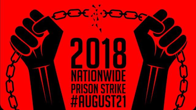 National Prison Strike 2018