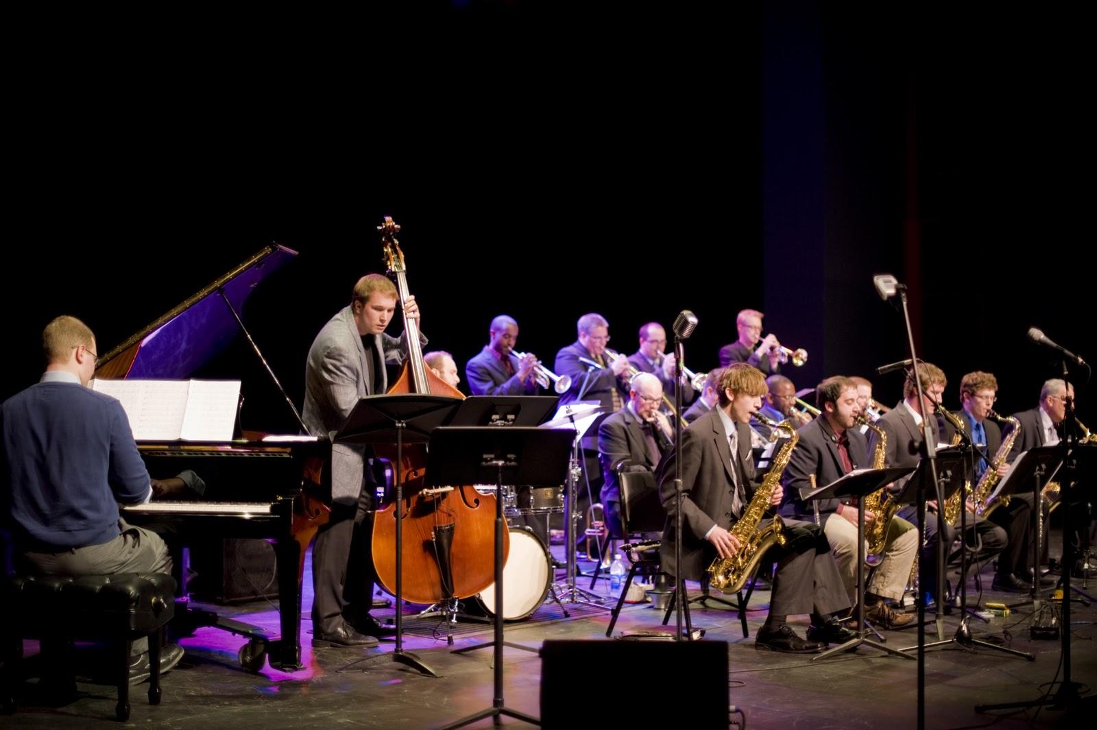 New Jazz Order - photo by KC Jazz Lark